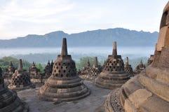stupa borobudur Стоковое фото RF