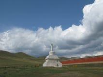 Stupa bouddhiste Images stock