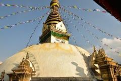 Stupa Boudhanath Zdjęcie Royalty Free