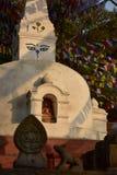 Stupa Boudhanath Zdjęcie Stock