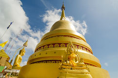 Stupa and Buddha Stock Photos