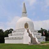 Stupa budista Imagem de Stock Royalty Free