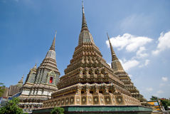Stupa budista Foto de archivo
