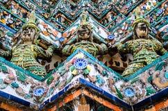 Stupa Close-up. Fine Detail On Temple Stupa Royalty Free Stock Photography