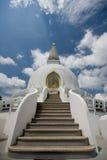 Stupa da paz Imagens de Stock Royalty Free