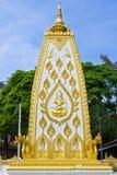 stupa de Bodhgaya-type en Thaïlande Photographie stock libre de droits