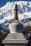 Stupa de Buddist Fotos de Stock