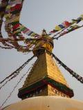 Stupa de Nepal Imagen de archivo