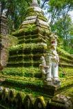 Stupa del templo de Wat Palad, Chiang Mai, Tailandia foto de archivo