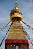 Stupa della cupola Fotografie Stock