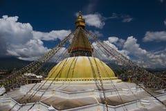 Stupa di Bodhnath Immagini Stock