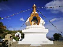 Stupa do buda de Kalachakra Imagens de Stock Royalty Free
