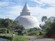 Stupa em Yala, Sri Lanka Imagem de Stock