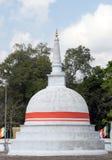 Stupa en Anuradhapura Imagenes de archivo