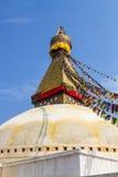 Stupa en Boudanath Imagen de archivo