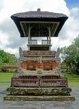 Stupa en el templo de Bali Imagenes de archivo