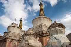 Stupa en Lamayuru Fotos de archivo