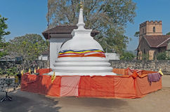 Stupa en sucrerie, Sri Lanka Photographie stock libre de droits