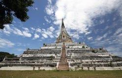Stupa grande Imagen de archivo libre de regalías