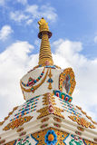 Stupa at Hemis monastery Stock Photography