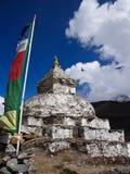Stupa in Himalaya Fotografie Stock