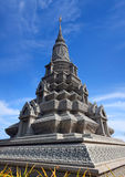 Stupa near the Silver Pagoda in Phnom Penh, Cambodia Stock Images