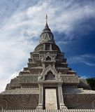 Stupa of His Majesty Ang Duong Royalty Free Stock Images