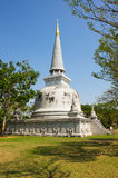 Stupa i forntida Siam Arkivbilder