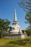 Stupa i forntida Siam Fotografering för Bildbyråer