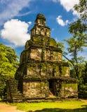 Stupa i Sri Lanka Arkivfoto
