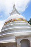 Stupa at Isurumuniya Temple, Sri Lanka Royalty Free Stock Photography