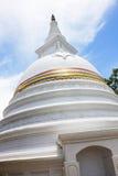Stupa at Isurumuniya Temple, Sri Lanka. Image of a stupa at UNESCO's 3rd century World Heritage Site of Isurumuniya Temple, located at Anuradhapura, Sri Lanka Royalty Free Stock Photography