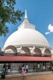 The Stupa of Kalutara Stock Photography