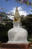Stupa in Kathmandu Stock Image