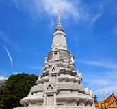 Stupa of King Norodom Suramarit in Phnom Penh, Cambodia Stock Image