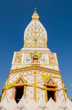Stupa in Loei Stock Image