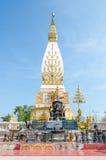 Stupa in Loei Royalty Free Stock Image