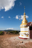 Stupa near Kalaw , Myanmar Royalty Free Stock Photography
