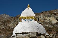 Stupa In Nepal Royalty Free Stock Image