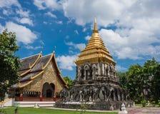 Stupa pagod arkivfoton