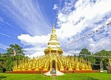Stupa pagoda Stock Image