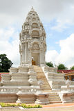 Stupa at the Royal Palace in Phnom Penh Stock Images