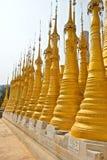 Stupa Shwe em Tain Imagens de Stock Royalty Free