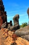 Stupa tailandés Foto de archivo libre de regalías
