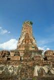 Stupa tailandese Immagine Stock