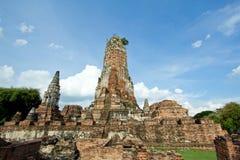 Stupa tailandese Fotografia Stock Libera da Diritti