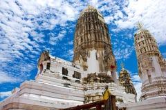 Stupa tailandese Immagini Stock Libere da Diritti