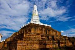 Stupa tailandese Fotografia Stock