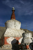 Stupa in Temisgam Immagine Stock Libera da Diritti