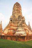 Stupa in Thailand Stock Afbeelding